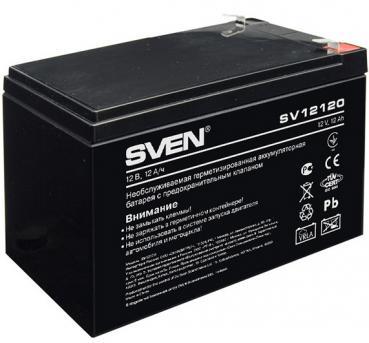 Аккумулятор Sven SV12120 (12V 12Ah)