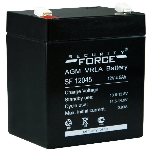 Аккумулятор SF 1226 12В 26Ач