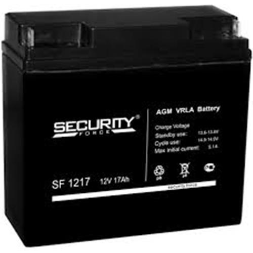 Аккумулятор SF 1217 12В 17Ач