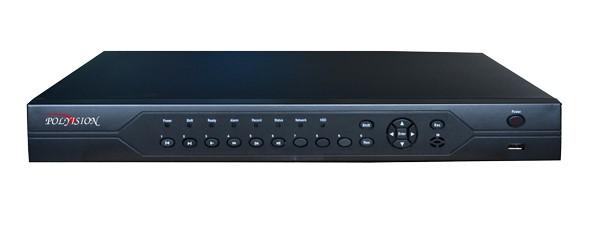 Гибридный видеорегистратор Polyvision PVDR-32WDS2