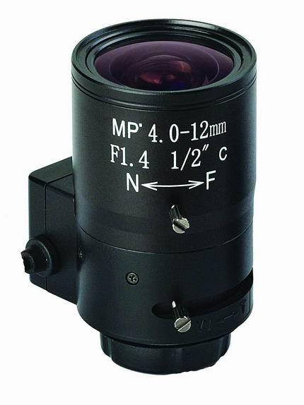 Объектив Polyvision PLM3-0412