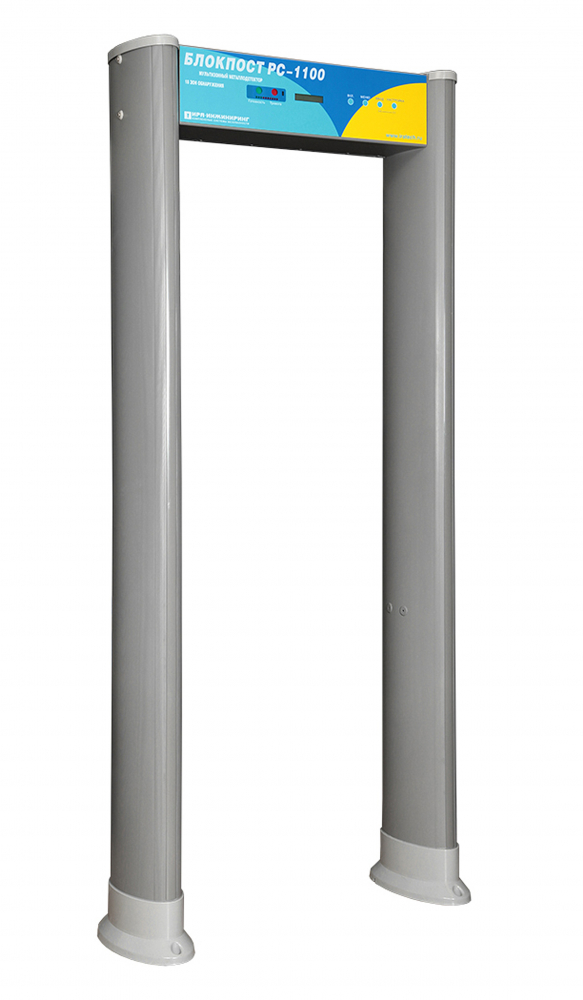 Металлодетектор БЛОКПОСТ РС-1100