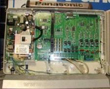 KX-TEM824RU АТС 6 внеш.16 внутр.HYB (max.8х24) PANASONIC