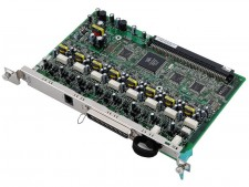 KX-TDA0170XJ (PANASONIC) плата 8 внутренних гибридных линий