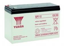 Аккумулятор Yuasa NP-7-12