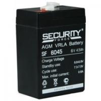 Аккумулятор SF 6045 6В 4.5Ач