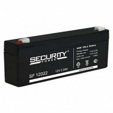 Аккумулятор SF 12022 12В 2.2Ач
