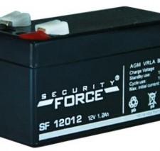 Аккумулятор SF 12012 12В 1.2Ач