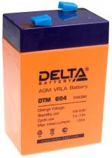 Аккумулятор DTM 6045 6В 4.5Ач