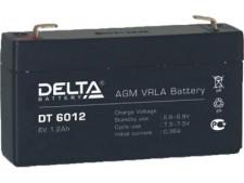 Аккумулятор DT 6012 6В 1.2Ач
