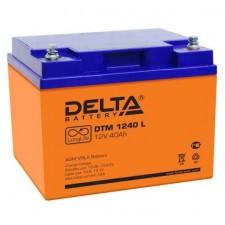 Аккумулятор DT 1240 12В 40Ач