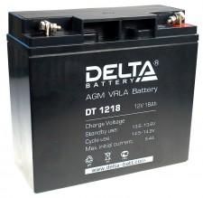 Аккумулятор DT 1218 12В 18Ач