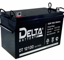 Аккумулятор DT 12100 12В 100Ач