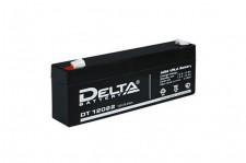 Аккумулятор DT 12022 12В 2,2Ач