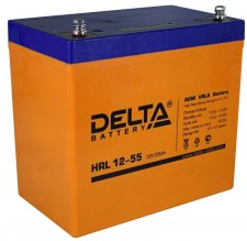 Аккумулятор Delta L DTM 1255