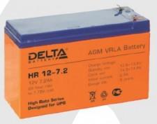 Аккумулятор Delta HR12-7.2