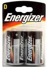 Элемент питания  D ENERGIZER E95 /LR20 Base BP2