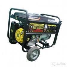 Электрогенератор DY8000LX с колёсами