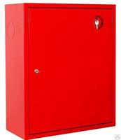 ШПК-310 НЗК шкаф пожарный под 1 рукав (навесной, без стекла, красный)