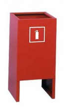 Подставка для огнетушителя ОП-4, ОП-5