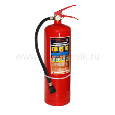 Огнетушитель ОП-4(з) ABCE