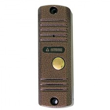 Видеопанель вызывная AVC-305 PAL (серебро)