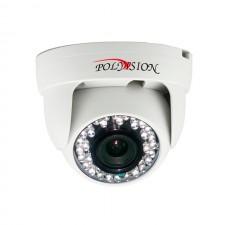 Купольная IP-камера Polyvision PD1-IP1-B3.6 v.2.0.2