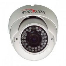 Купольная антивандальная камера Polyvision PDM-A2-V12 v.9.5.6