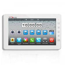 Домофон цветной Polyvision PVD-10L v.7.1 white