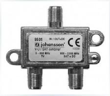 SAT-9 VHF