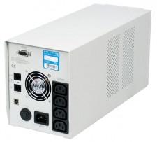 Источник бесперебойного питания Ippon Smart Power Pro 1400 (1400ВА/840ВТ, USB + RS-232 + RJ-45)