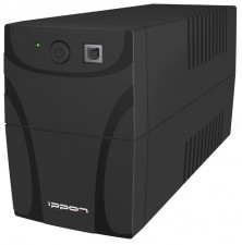 Источник бесперебойного питания Ippon Back Power Pro 500 (500ВА/300Вт, USB, RS-232, защита тел.лин.)