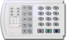 """Охранная панель """"Контакт GSM-5-2"""" без голоса"""